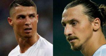 Info Shqip: Ibrahimovic kritikon Ronaldon: Nuk është sfidë të kalosh te Juventusi
