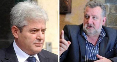 Info Shqip: Kekenovski: Ali Ahmeti është kryeministri i vërtetë nën hije, të tjerët janë vetëm bajraktarë