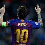 Info Shqip: 5 sfidat e radhës të Messit