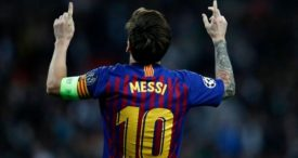 Info Shqip: Puyol: Messi, më i miri në histori të futbollit