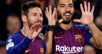 Info Shqip: Messi dhe Suarez sundojnë Evropën me gola, lënë shumë mbrapa dyshet tjera sulmuese në pesë ligat kryesore