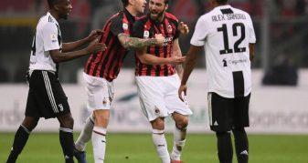 Info Shqip: Shtanget Milani, Higuain luan ndeshjen e fundit përballë Juventusit