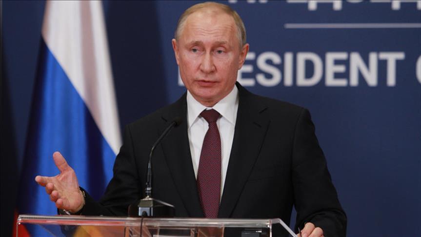 Mesazhet e freskëta të Vladimir Putin në Beograd