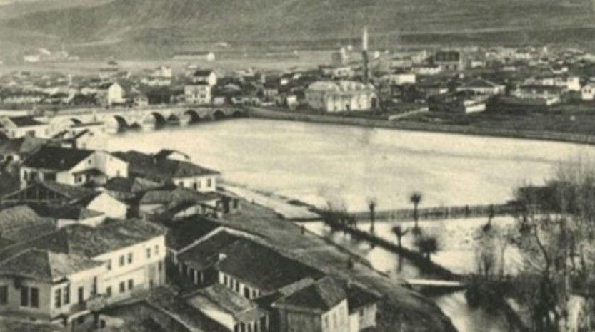 Në 1919 tën Shkupi kishte 0  maqedonas ndërsa shqiptarët përbënin 81  të popullsisë