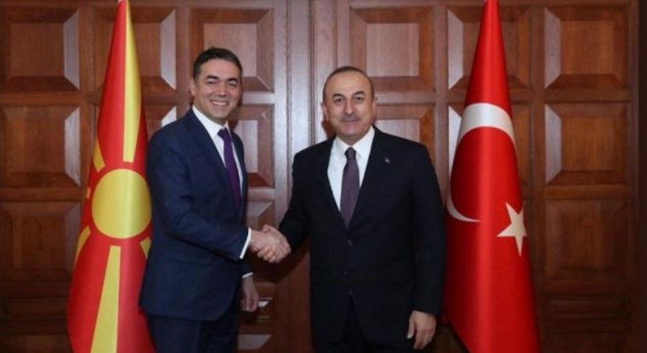 Turqia me padurim pret hyrjen e Maqedonisë në NATO