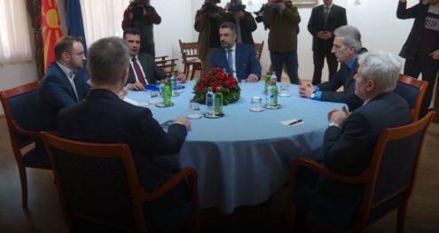 Info Shqip: Deri javën e ardhshme, emri i kandidatit të mundshëm për president (VIDEO)