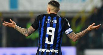Info Shqip: Icardi nuk ftohet nga Interi as në ndeshjen e dytë ndaj Rapid Vjenës
