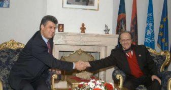 Info Shqip: Thaçi e pohon, ideja e korrigjimit të kufirit mes Kosovës dhe Serbisë ka qenë e Ibrahim Rugovës