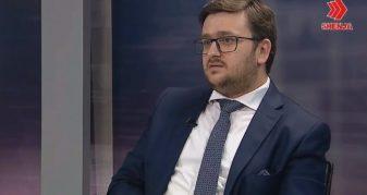 Info Shqip: Faton Fazliu në 'Studio e hapur': Emri i ri i partisë është alternativë për idenë e Besës