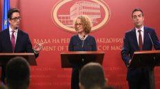 Info Shqip: Pendarovski apo Dimitrov, kush do t'i prijë garës në LSDM?!