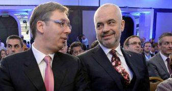 Info Shqip: Presidenti i Serbisë i frikësohet bashkimit të Kosovës me Shqipërinë: Po shtohen përkrahësit e kësaj ideje