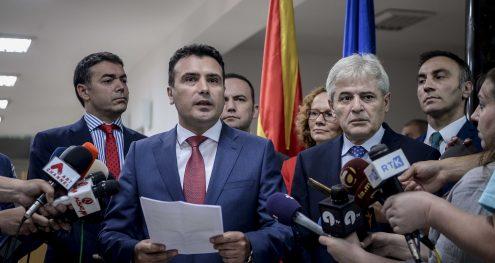 Info Shqip: Edhe Zaev opitmist: Me BDI-në mund të kemi kandidat të përbashkët për president