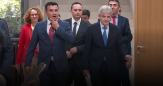 """Info Shqip: """"Të hënën dorëheqja e Zaevit dhe shkojmë në zgjedhje"""", ja kush paralajmëron?"""