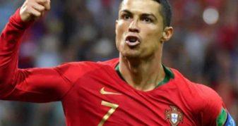 Info Shqip: Ronaldo synon ta kualifikojë Portugalinë në Evropian, duke e rrëzuar Serbinë