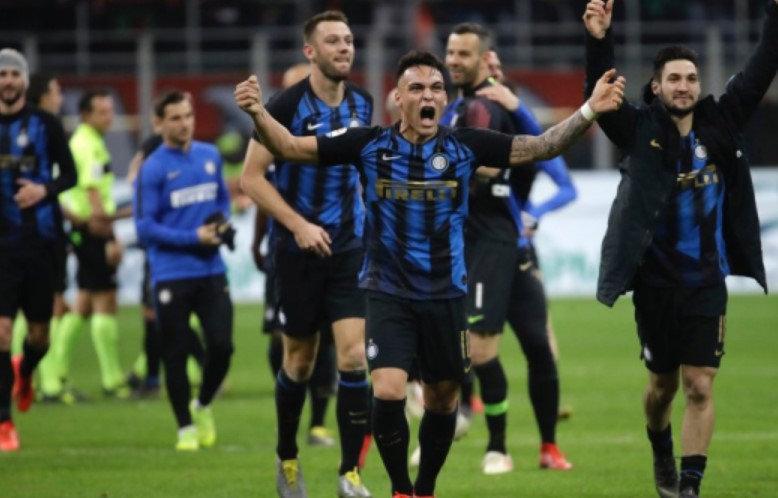 Pas fitores në Derbi  vendi i 3 të dhe një mal me para për Interin