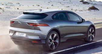 Info Shqip: Makina elektrike e vitit; Shpallet Jaguar i-Pace, punon me bateri