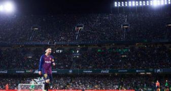Info Shqip: Messi befasohet nga tifozët e Betisit: Nuk mbaj mend të më kenë duartrokitur tifozët kundërshtarë