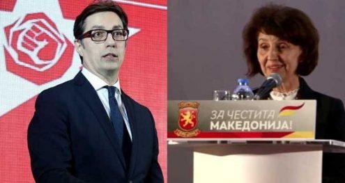 Info Shqip: Zaev: Nëse Pendarovski humb nga Siljanovska, do të shpall zgjedhje të reja