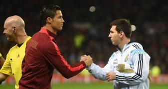 Info Shqip: Beckham merkato yjesh: Messi e Ronaldo, së bashku në ekipin tim