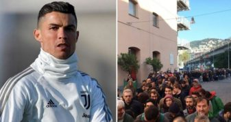 Info Shqip: Çmenduria e tifozëve të Genoa-s kur mësuan se mungon Ronaldo!