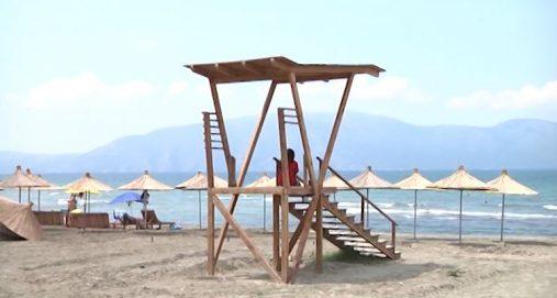 Info Shqip: Temperaturat e larta, nis plazhi në Shqipëri (VIDEO)