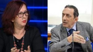 Info Shqip: Arta Toçi: Blerim Reka është faqja e bardhë e shqiptarëve kudo qofshin ata