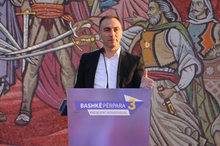 Grubi  Votova për idenë dhe vizionin e Ali Ahmetit e jo për aksham pazaret
