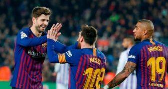 Info Shqip: Pesë lojtarë të Barcelonës rezultojnë pozitiv me coronavirus