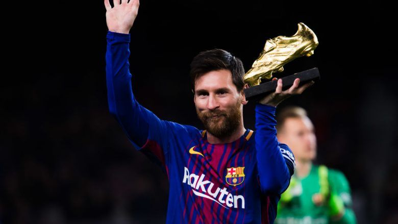 Messi thyen rekord  askush si ai