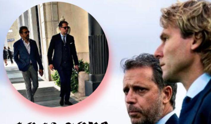 Bomba  nga Italia  drejtori i Juves takim të fshehtë me trajnerin e njohur