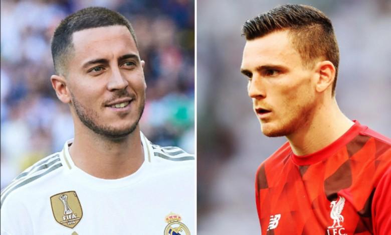 Robertson  Hazard  më i mirë se Ronaldo e Messi