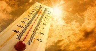 Info Shqip: Rikthehen temperaturat e larta në Maqedoninë e Veriut