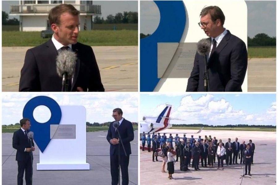 macron-mban-fjalim-ne-aeroportin-e-beogradit