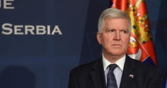 Info Shqip: Ambasadori në largim i SHBA-së në Beograd: Me Serbinë nuk e ndajmë të njëjtin qëndrim për Kosovën