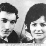 Info Shqip: Vera Kokosevic, këngëtarja serbe e cila këndoi shqip në Radio Beograd