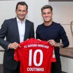 Info Shqip: Zyrtare, Coutinho nënshkruan për Bayernin