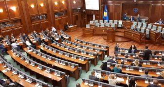 Info Shqip: Ja dhe sa ditë shpërndahet Kuvendi i Kosovës