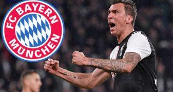 Info Shqip: Bayern Munich ende e dëshiron Mandzukicin