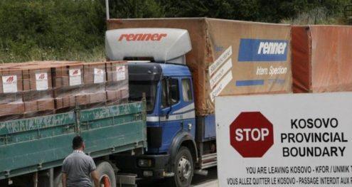 Info Shqip: Kosova vendos masa ndaj disa produkteve të Maqedonisë