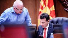 Info Shqip: Katër bashkëpunëtorët serbë edhe për një vit do ta këshillojnë Zoran Zaevin