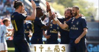 Info Shqip: Me dhjetë lojtarë në fushë, Real Madridi e nis fuqishëm sezonin e La Ligës