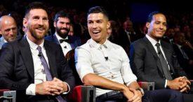 Info Shqip: Federer, Ronaldo dhe Messi sportistët më të paguar në botë, sipas Forbes