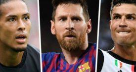 Info Shqip: Messi, Ronaldo apo van Dijk? Sot jepet çmimi për lojtarin më të mirë në botë