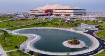 """Info Shqip: """"Botërori 2022"""", pamjet mahnitëse të stadiumit në Katar"""