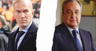Info Shqip: Ky vendim i Zidanes irritoi drejtuesit e Real Madridit