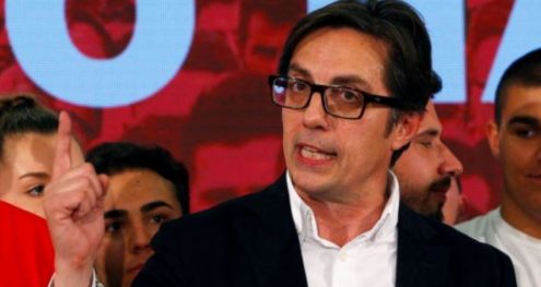 Info Shqip: Pendarovski: Kemi bërë diçka që askush nuk e ka bërë në histori