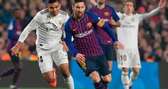 Info Shqip: Barcelona – Real Madrid, formacionet zyrtare të El Clasicos