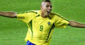 """Info Shqip: """"Fenomeni"""" Ronaldo zbulon pikën e dobët: Kisha frikë të gjuaja me kokë, një herë u çava në vetull"""