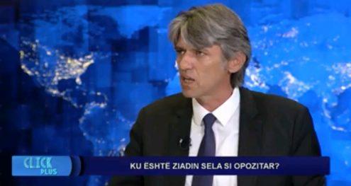 Info Shqip: Ziadin Sela: Ndihem krenar që e kam përkrahur Albin Kurtin dhe VV-në