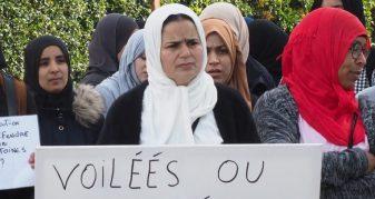 """Info Shqip: Sa """"tronditëse"""" mund të jetë një shami? Ja si përgjigjen njerëzit në Francë"""